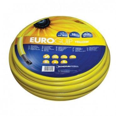 1/2  Шланг Euro GUIP Жовтий  25м